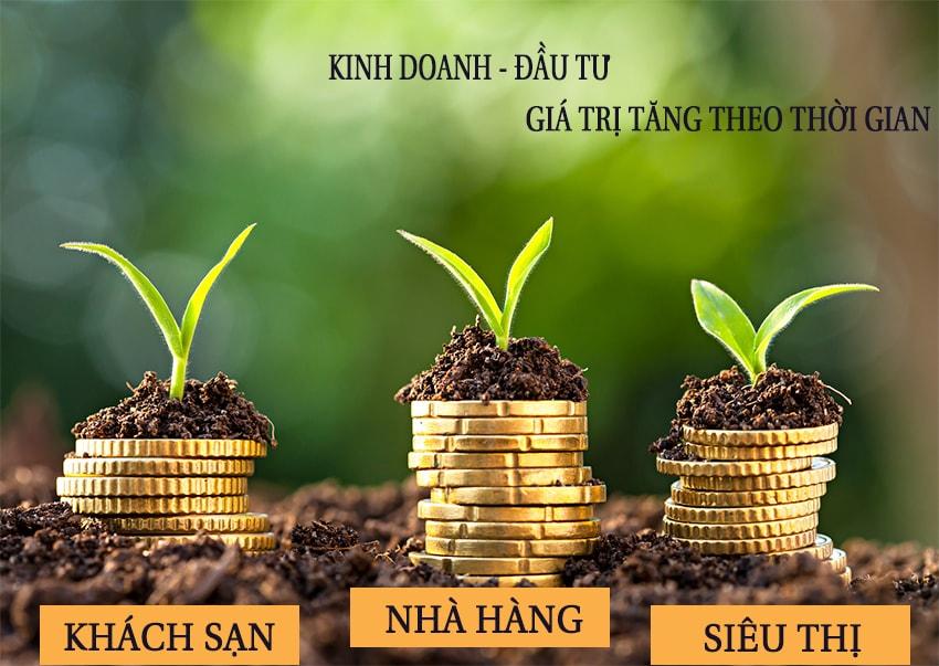 giá trị đầu tư đô thị biển Dương Ngọc
