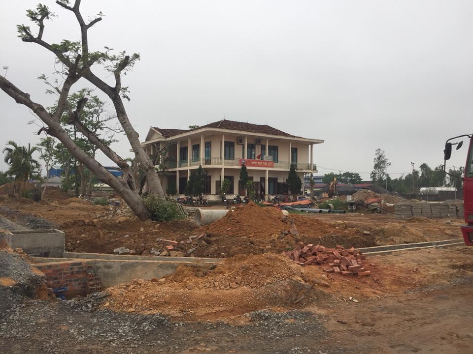 bán đất trung tâm Quảng Bình