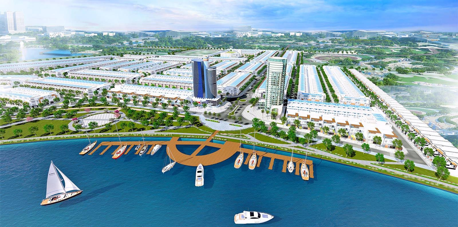 dự án Đất Quảng River Side