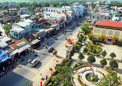 Quảng Nam: Chính sách mở kích thích quá trình đô thị hóa trung tâm Điện Bàn