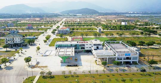 Đẩy nhanh tiến độ lập đồ án quy hoạch phân khu Khu đô thị ĐH Đà Nẵng