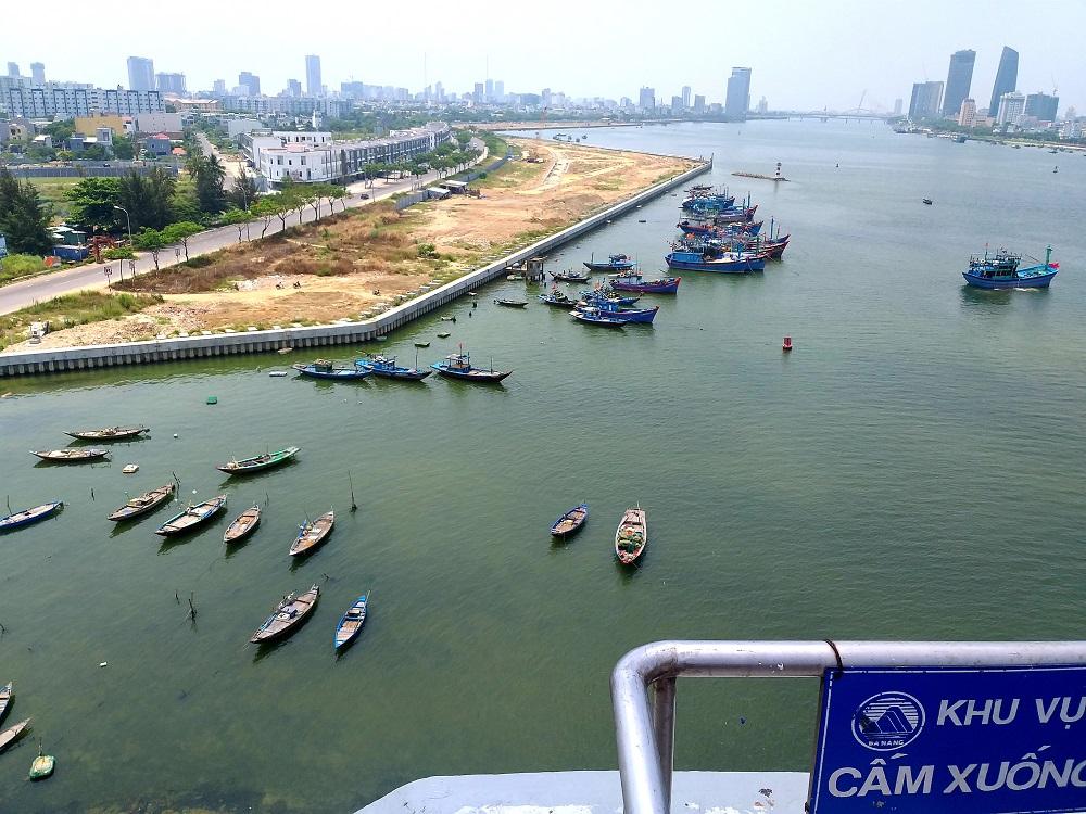 Sau tranh cãi, dự án lấn sông Hàn đã đủ điều kiện mở bán?
