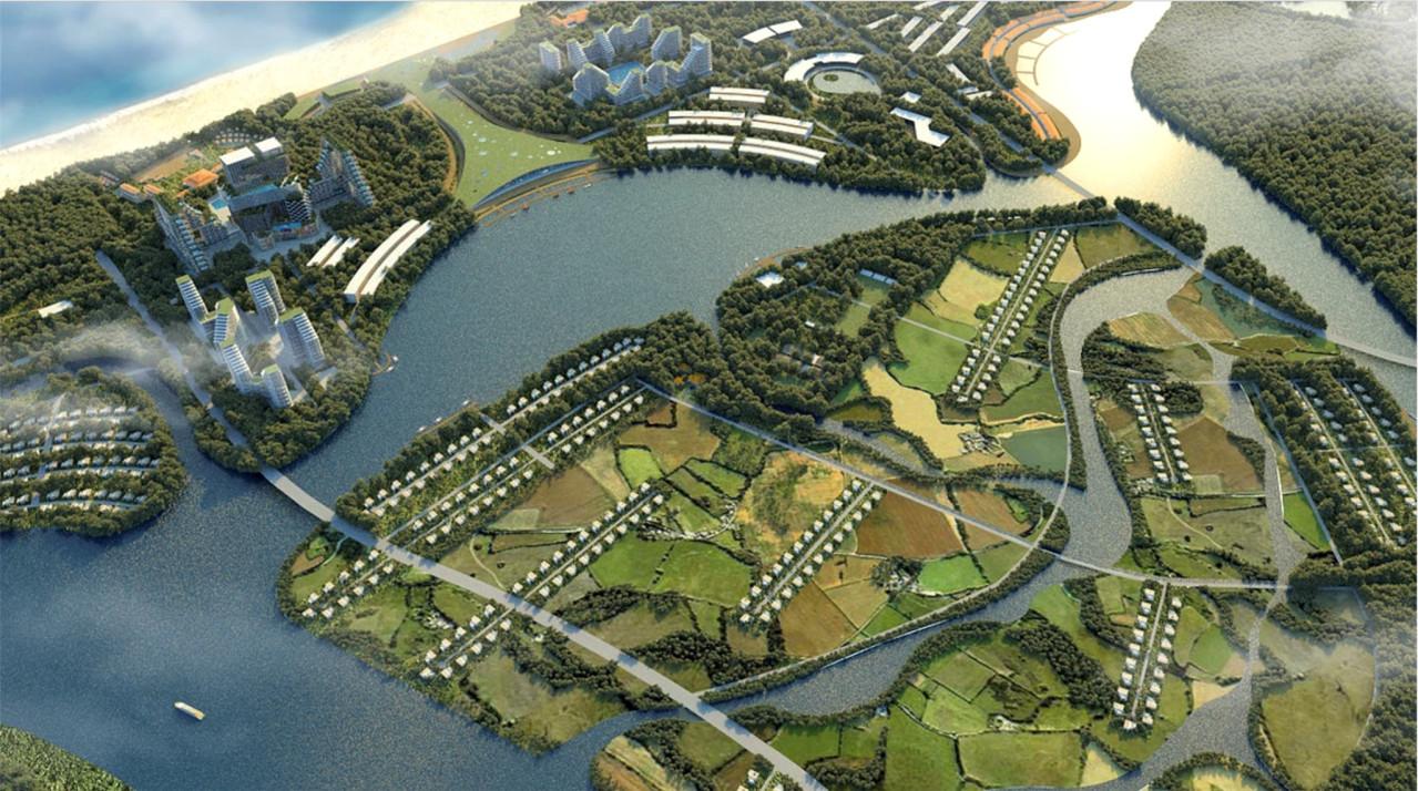 Quyết định phê duyệt quy hoạch chi tiết xây dựng (1/500) Khu vui chơi văn hóa, giải trí nghỉ dưỡng và đô thị sinh thái Thiên Đường Cổ Cò do tỉnh Quảng Nam ban hành