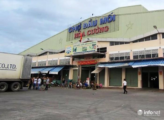 Đà Nẵng: Hơn 817 tỉ đồng xây chợ đầu mối Hòa Phước thay chợ đầu mối Hòa Cường