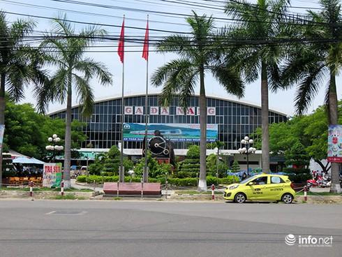 Đà Nẵng: Tư vấn Singapore đề xuất chuyển ga đường sắt về Hòa Tiến