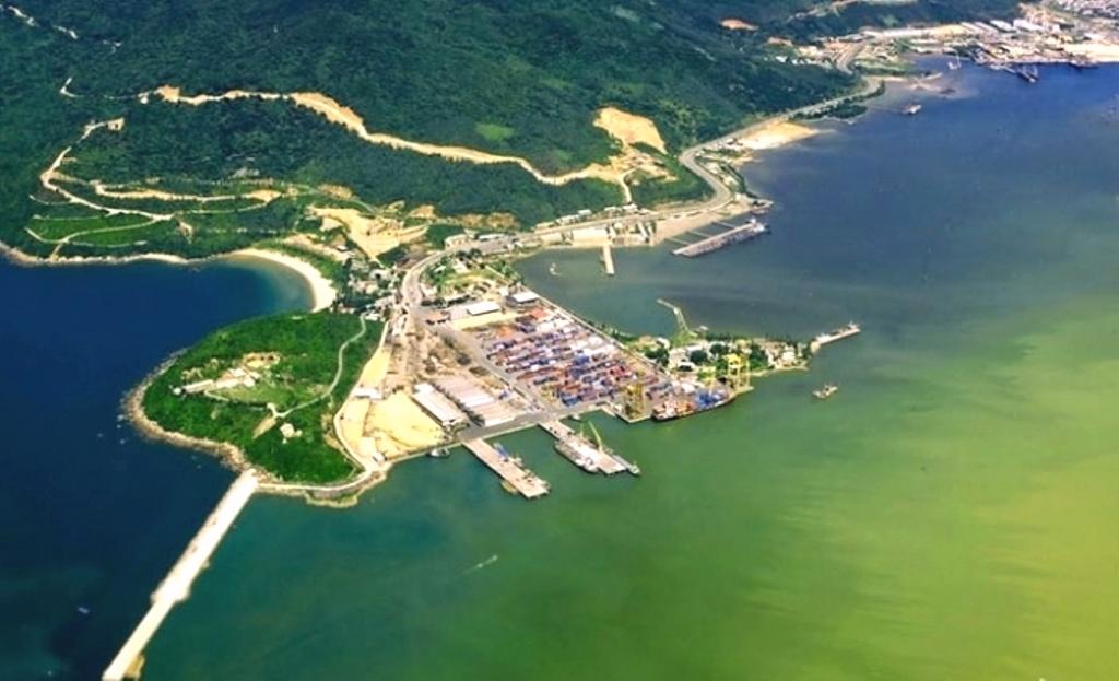 Bố trí 300 tỷ cho dự án cảng Liên Chiểu (Đà Nẵng)