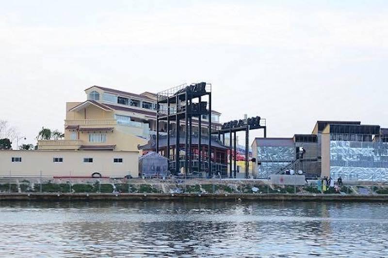 Dự án lấn sông Hoài, Hội An lại được điều chỉnh quy hoạch