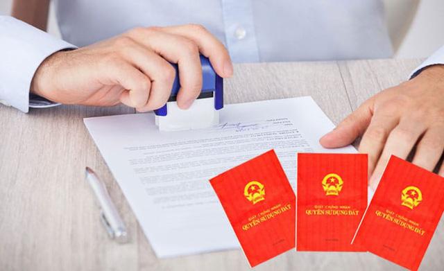 4 trường hợp bị cấm sang tên sổ đỏ trong năm 2020