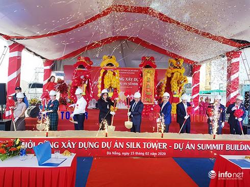 """Đà Nẵng: Khởi công 2 dự án bất động sản đón đầu """"hậu"""" dịch Covid-19"""