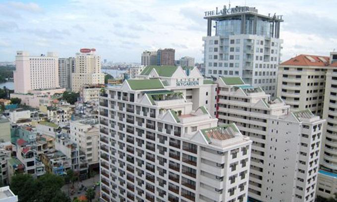 Giá thuê căn hộ dịch vụ xuống thấp nhất 4 năm